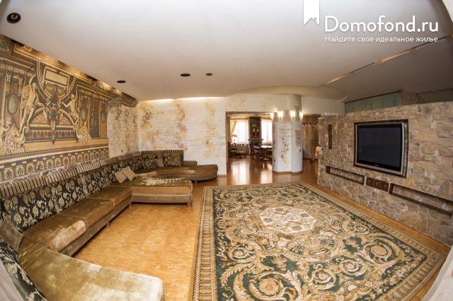 8934f8bb83939 5-комнатная квартира на продажу — район Октябрьский : Domofond.ru